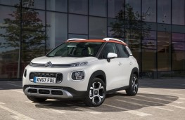 Citroen C3 Aircross, 2017, front, static