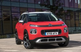Citroen C3 Aircross, 18-plate, front, static