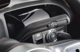 Mercedes-Benz A-Class, 2018, gear lever