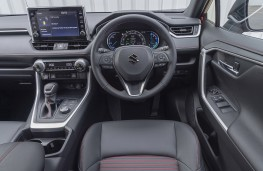 Citroen C3 Aircross Flair PureTech 110 Auto, 2017, interior