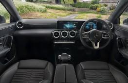 Mercedes-Benz A-Class, 2018, interior