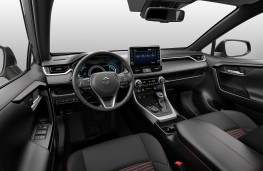 Suzuki Across, 2020, interior