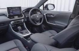 Suzuki Across, 2020, interior