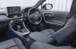 Suzuki Across, 2021, interior