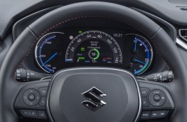 Mercedes-Benz A-Class, 2018, instrument panel screen