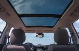 Citroen C3 Aircross, 2017, panoramic roof