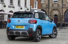 Citroen C3 Aircross Flair PureTech 110 Auto, 2017, rear