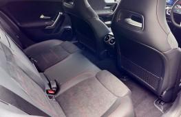 Mercedes-Benz A 200 d, 2021, rear seats