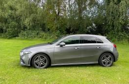 Mercedes-Benz A 200 d, 2021, side
