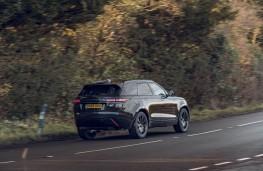 Range Rover Velar, rear