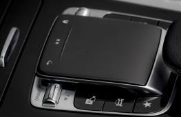 Mercedes-Benz A-Class, 2018, touch pad
