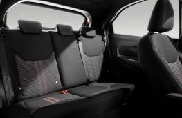 Ford Ka+ Active, 2018, rear seats