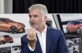 Mark Adams, Vauxhall/Opel chief designer