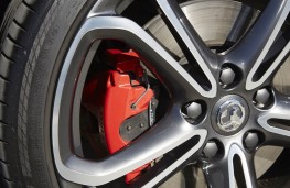 Vauxhall Adam S, brake callipers