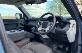 Land Rover Defender Hard Top, 2021, interior