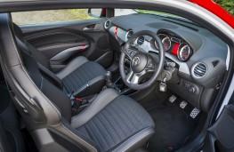 Vauxhall Adam Rocks, 2017, interior