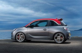 Vauxhall Adam S, side