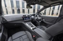 DS 7 Crossback E-Tense, 2021, interior