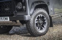 Land Rover Defender 90 Adventure, wheels