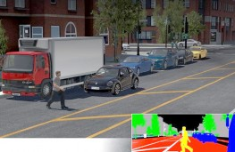 AEB can detect pedestrians