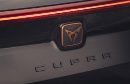 Cupra Formentor, 2021, badge