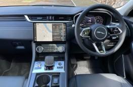 Jaguar F-Pace P400e, 2021, interior