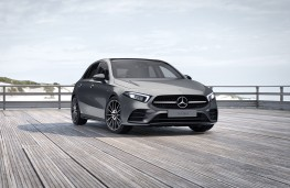 Mercedes A-Class Exclusive Edition, 2020, front