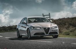 Alfa Romeo Giulia Sprint, 2021, front, action