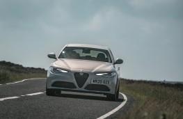 Alfa Romeo Giulia Sprint, 2021, nose