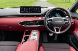 Genesis GV70,  2021, interior