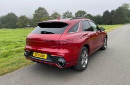Genesis GV70, 2021, rear