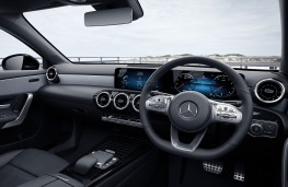 Mercedes A-Class Exclusive Edition, 2020, interior