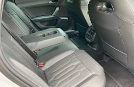 Cupra Leon, 2021, rear seats