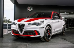 Alfa Romeo Stelvio Quadrifoglio Racing limited edition