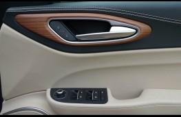 Alfa Romeo Giulia, door detail