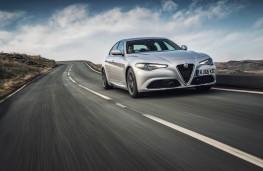 Alfa Romeo Giulia, dynamic