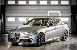 Alfa-Romeo Giulia Quadrifoglio NRING front