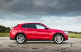 Alfa Romeo Stelvio, profile
