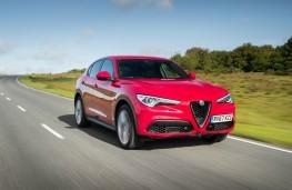 Alfa Romeo Stelvio, dynamic