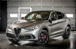 Alfa-Romeo Stelvio Quadrifoglio NRING front static