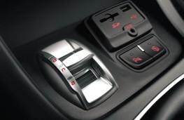 Alfa Romeo Giulietta, DNA drive mode switch