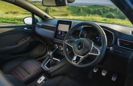 Renault Clio RS Line, interior