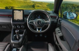 Renault Clio RS Line, dashboard