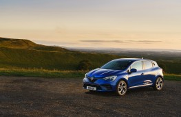Renault Clio RS Line, front