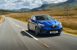 Renault Clio RS Line, dynamic