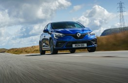 Renault Clio, dynamic