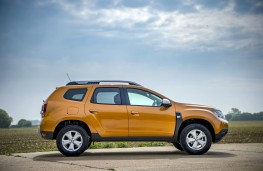 Dacia Duster, profile