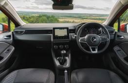 Renault Clio, interior