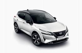 Nissan Qashqai Premiere Edition, 2021, front
