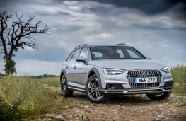 Audi A4 allroad, 2016, front, static